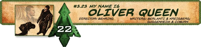 Countdown #22 - 323: 'My Name is Oliver Queen'