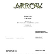 Arrow #4.6 Title & Credits Revealed!
