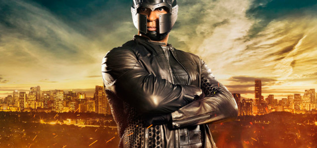 "David Ramsey Addresses Diggle's ""Magneto Helmet"""