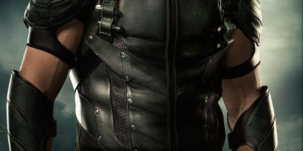 Arrow Season 4 Poster Art: Aim. Higher.