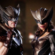 Hawkman and Hawkgirl Revealed!