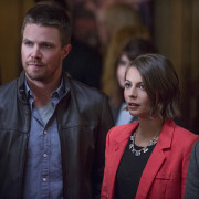 "Arrow ""The Candidate"" Ratings Report"