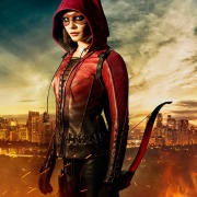 Now Speedy Gets Arrow Season 4 Promo Art