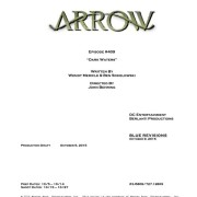 Arrow #4.9 Title & Credits Revealed!