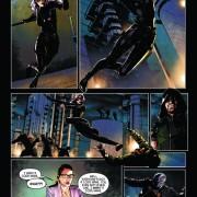 Arrow #4.2 Comic Preview: A Code Name For Felicity?