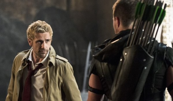 "Arrow Spoiler Photos: John Constantine Returns In ""Haunted"""