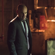 Arrow On Set: Paul Blackthorne On Dinah, Donna & Dying