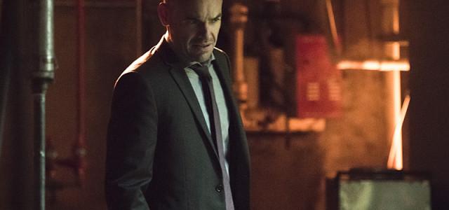 Arrow On Set: Paul Blackthorne On Dinah, Donna & Dying