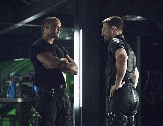 """Arrow """"Brothers in Arms"""" Official Description"""