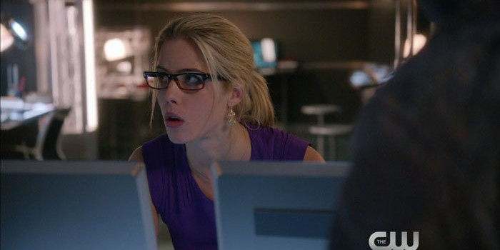 "Arrow: Screencaps From A ""Lost Souls"" Preview Clip"