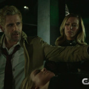 "Arrow ""Haunted"" Preview Clip Screencaps – With John Constantine!"