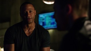 Diggle and Oliver Finally Talk