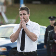 "Arrow Midseason Finale Photos: ""Dark Waters"""