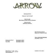 Arrow #4.13 Title & Credits