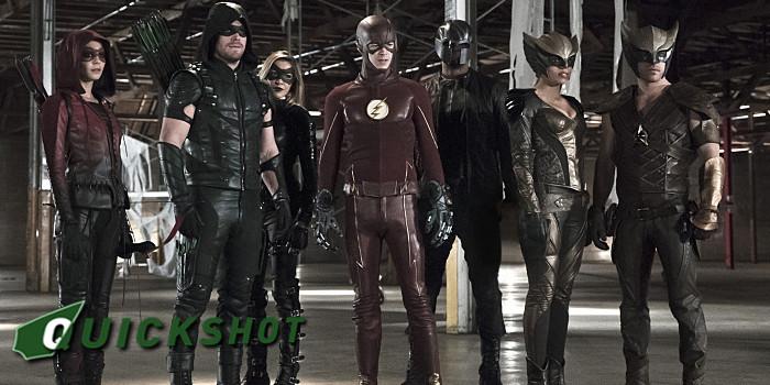 """Arrow #4.8: """"Legends of Yesterday"""" Quickshot Recap"""