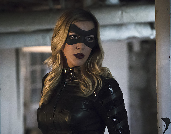 Katie Cassidy Discusses Leaving Arrow & Laurel's Legacy