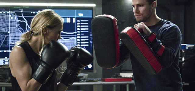 "Arrow ""A.W.O.L."" Official Preview Images"