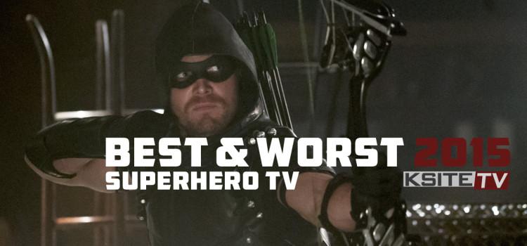 Is Arrow the Best or Worst of Superhero TV in 2015?