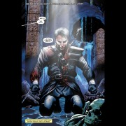 Arrow: The Dark Archer – New Malcolm Comic Series From Carole & John Barrowman