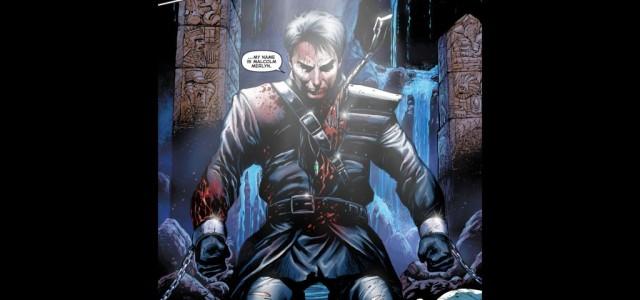 Arrow: The Dark Archer – New Malcolm Comic Series From Carole & John Barrowman