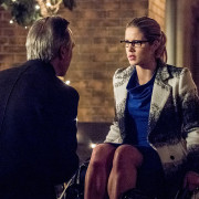 "Arrow: Overnight Ratings For ""Sins Of The Father"""