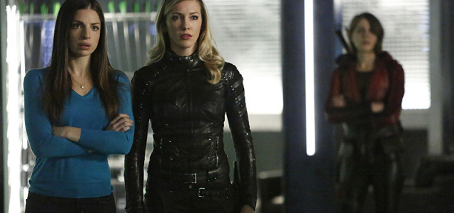 "Arrow Ratings Improve For ""Taken"""
