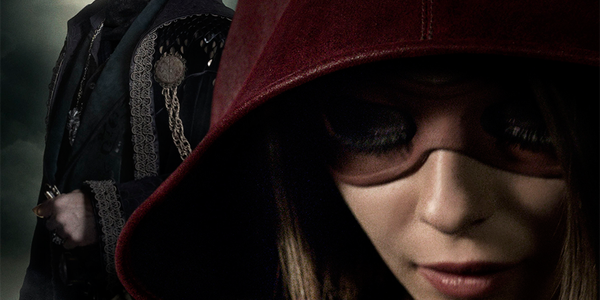 Thea & Malcolm Spotlighted In New Arrow Poster Art