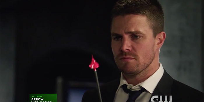 "Arrow: Screencaps From The ""Broken Hearts"" Trailer"