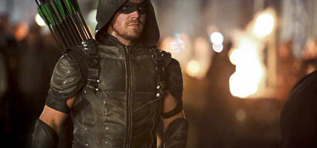 Stephen Amell Drops Arrow Season 5 Hints