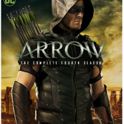 Arrow Season 4 Blu-ray & DVD: Box Art, Extras & More