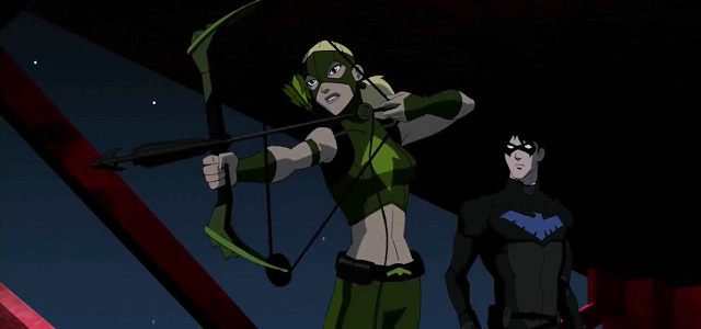 Artemis Is Coming In Arrow Season 5