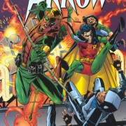 Season 5 Cover Countdown: Green Arrow #105