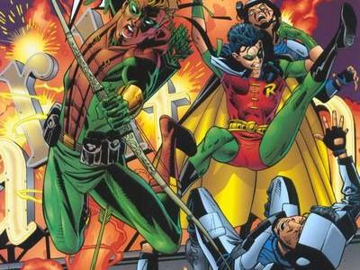 Season 5 Cover Countdown: Green Arrow #105