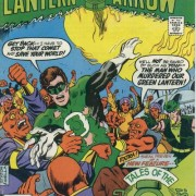 Season 5 Cover Countdown: Green Lantern/Green Arrow #107