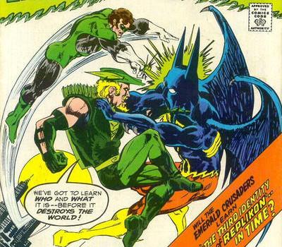 Season 5 Cover Countdown: Green Lantern/Green Arrow #108