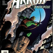 Season 5 Cover Countdown: Green Arrow #109