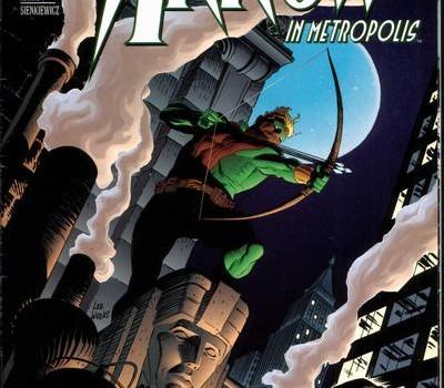 Season 5 Cover Countdown: Green Arrow #109