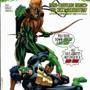 Season 5 Cover Countdown: Green Arrow #110