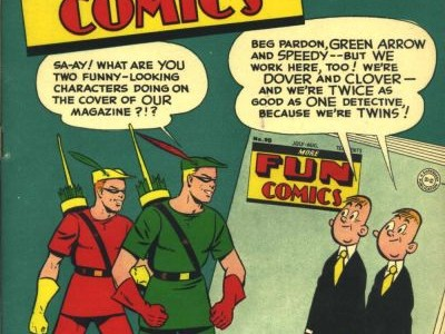 Season 5 Cover Countdown: More Fun Comics #98