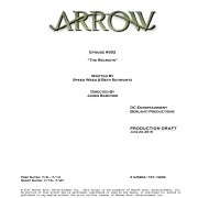 Arrow Episode #5.2 Title Revealed