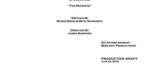 Arrow Episode #5.2 Title Revealed