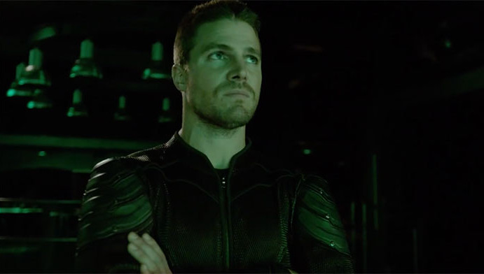Bid On An Arrow Set Visit For Two With Stephen Amell!