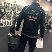 Cody Rhodes Wears A Custom Arrow Season 5 Jacket