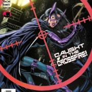 Season 5 Cover Countdown: Birds of Prey #84