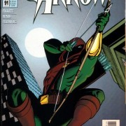 Season 5 Cover Countdown: Green Arrow #91