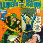Season 5 Cover Countdown: Green Lantern/Green Arrow #94