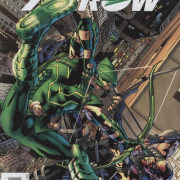 Season 5 Cover Countdown: Green Arrow #37