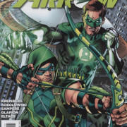 Season 5 Cover Countdown: Green Arrow #38