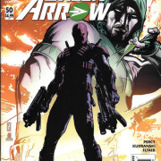Season 5 Cover Countdown: Green Arrow #50