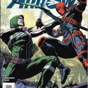 Season 5 Cover Countdown: Green Arrow #51